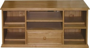 Bespoke wooden Tv Stand
